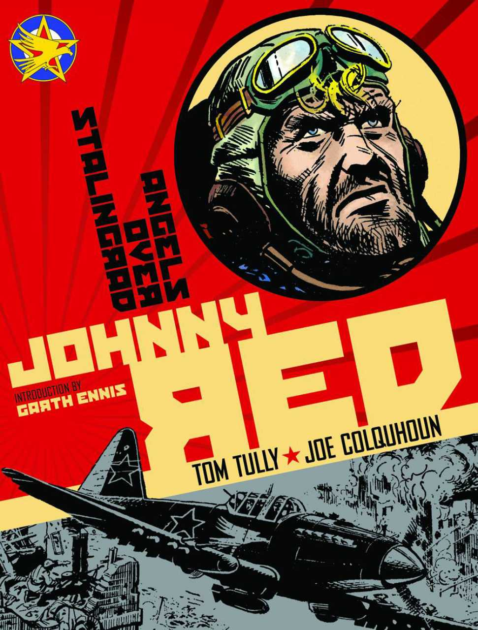 Johnny Red: Angels Over Stalingrad Cover