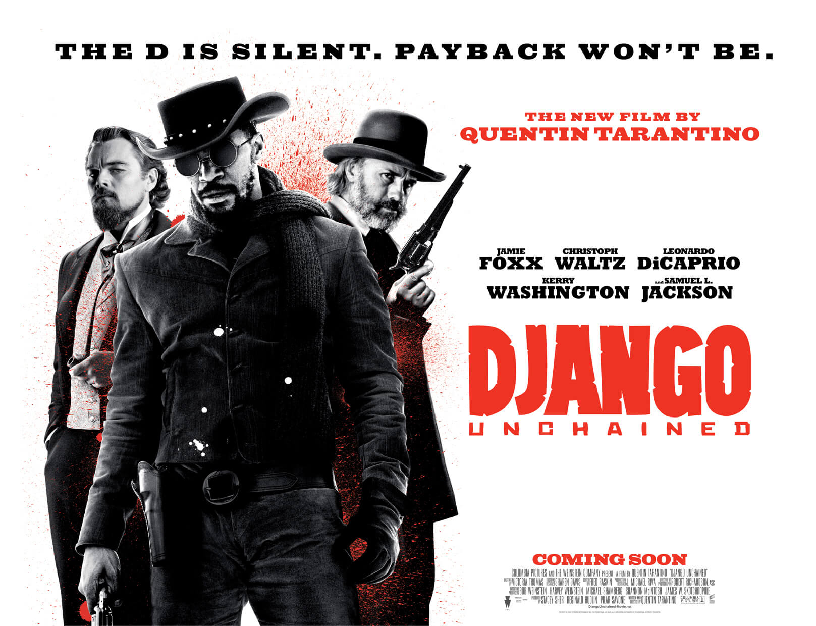 Notes On A Film: Django Unchained