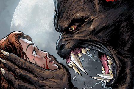 Comic Book Review: Ferals TPB #1