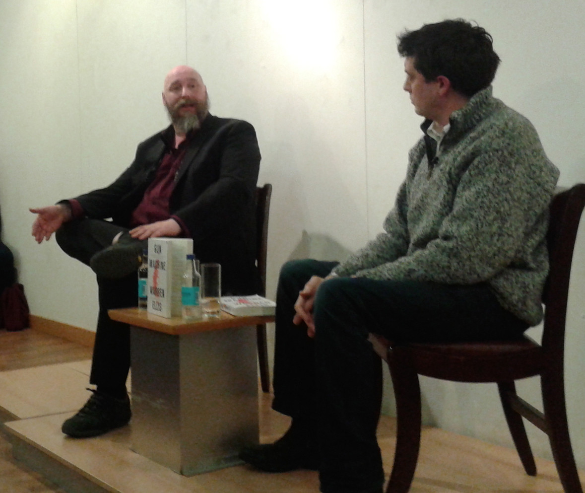 You are currently viewing Author Appearance: Warren Ellis at Foyles