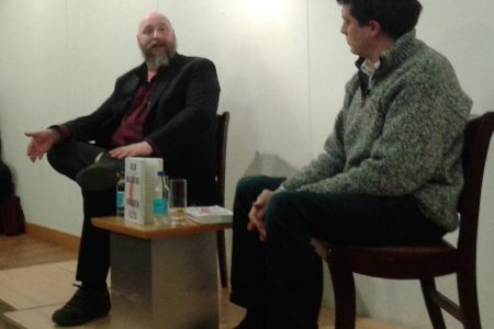 Author Appearance: Warren Ellis at Foyles