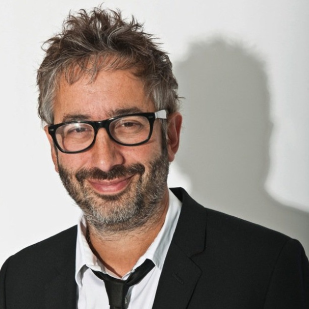 Read more about the article Live Comedy – David Baddiel: Work In Progress