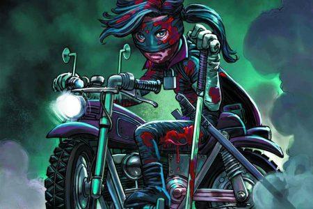 Comic Book Review: Hit-Girl