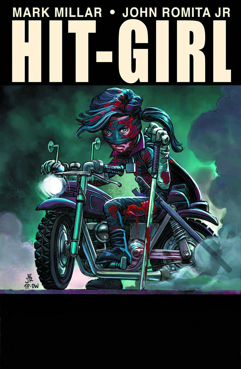 You are currently viewing Comic Book Review: Hit-Girl