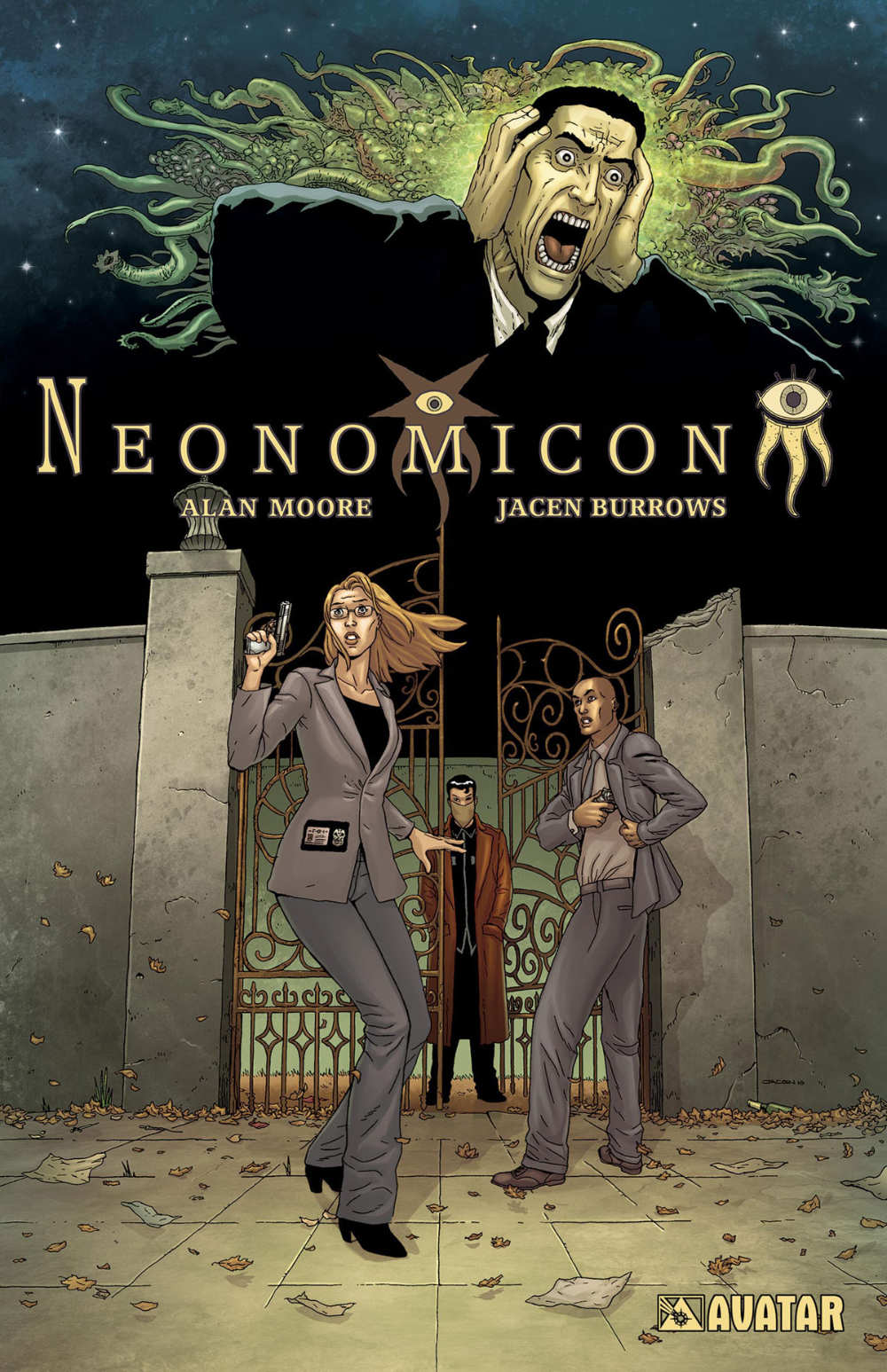 Read more about the article From A Library: Neonomicon
