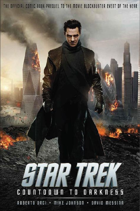 Star Trek: Countdown To Darkness Cover