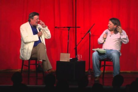Richard Herring Leicester Square Theatre Podcast: Stephen Fry