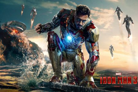 Notes On A Film: Iron Man 3