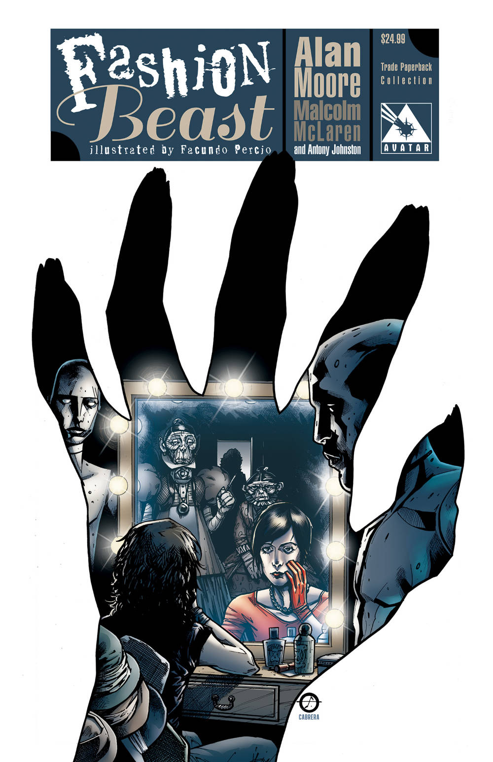 Read more about the article Comic Book Review: Fashion Beast