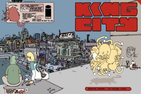 From A Library: King City