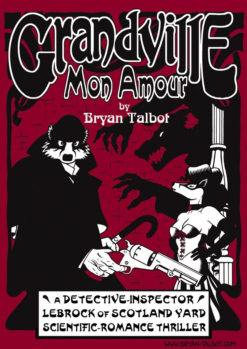 Grandville Mon Amour cover