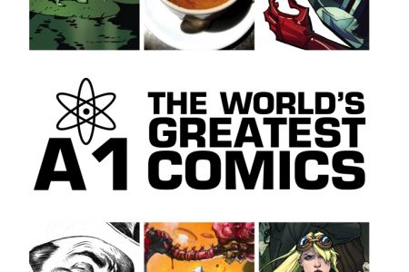Comic Book Review: A1 Annual
