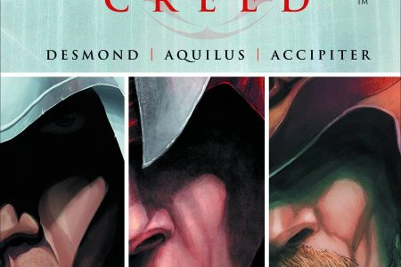 Comic Book Review – Assassin's Creed: The Ankh Of Isis Trilogy and Hawk