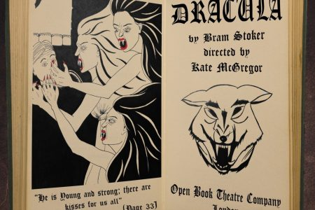 Notes On A Show – Open Book Theatre Company: Dracula