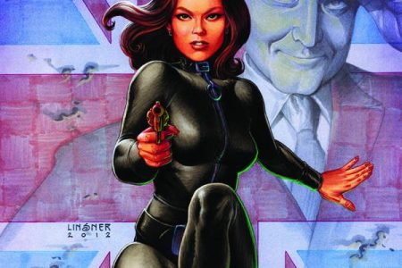 Comic Book Review – Steed And Mrs. Peel: A Very Civil Armageddon