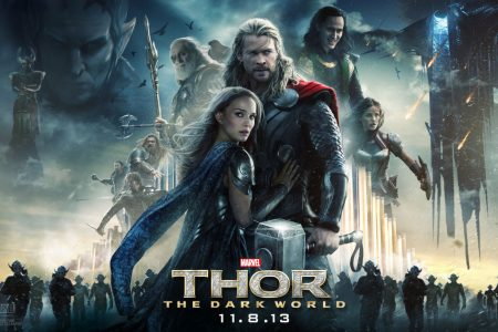 Notes On A Film – Thor: The Dark World