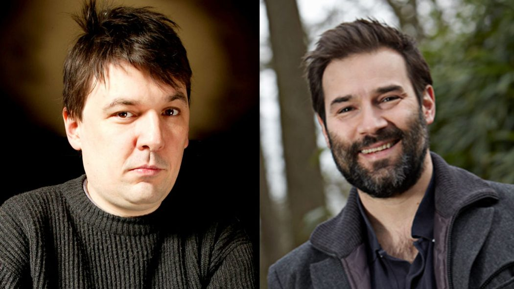 Chain Reaction with Graham Linehan and Adam Buxton