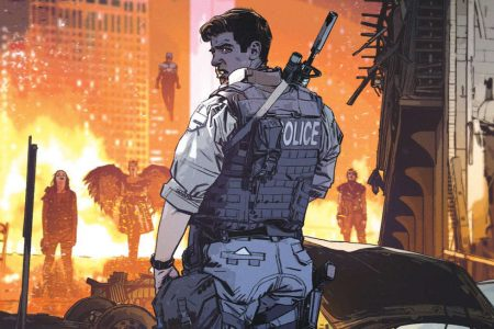 Comic Book Review – Suicide Risk Volume 1: Grudge War