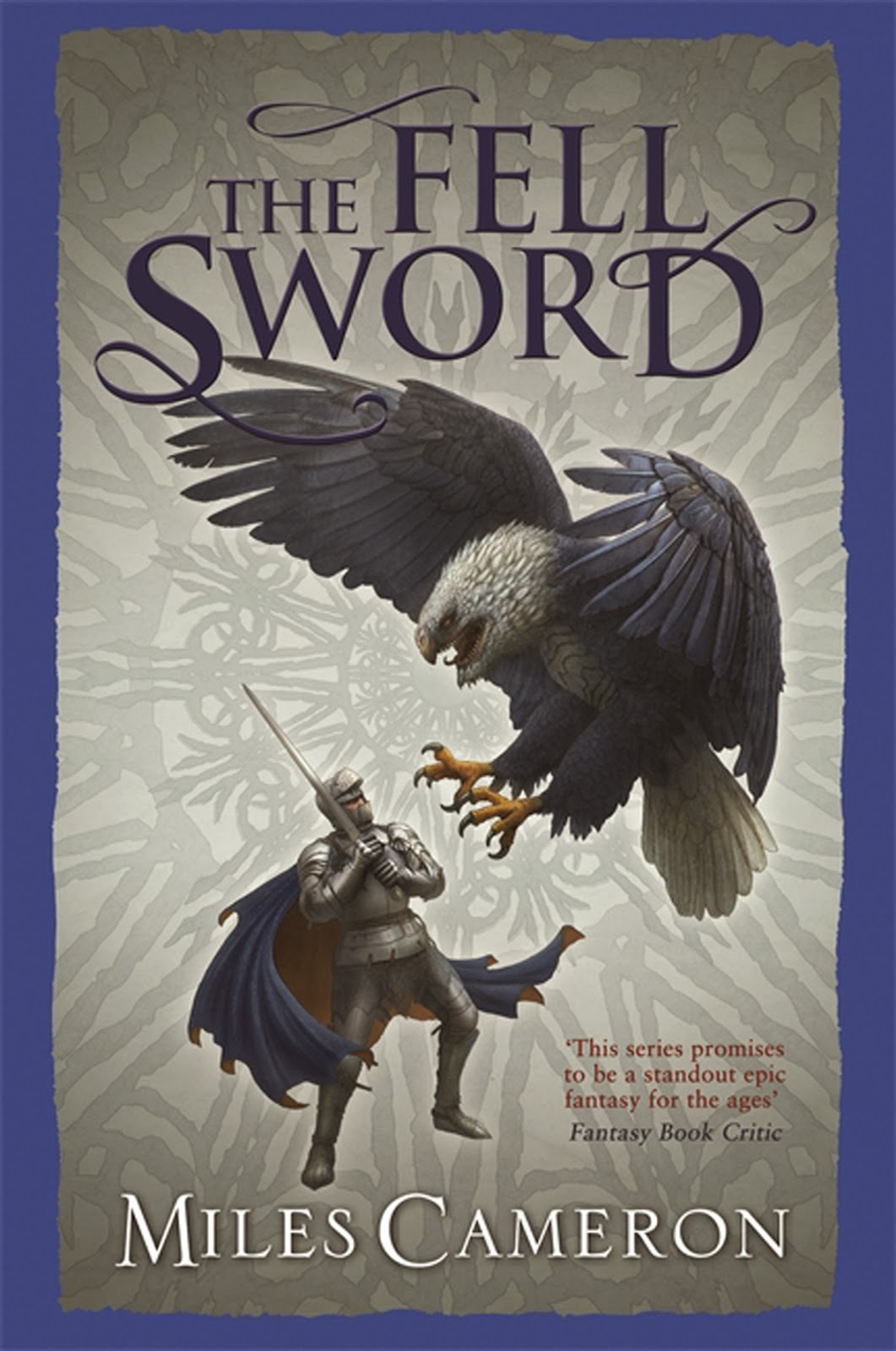 Book Review: The Fell Sword