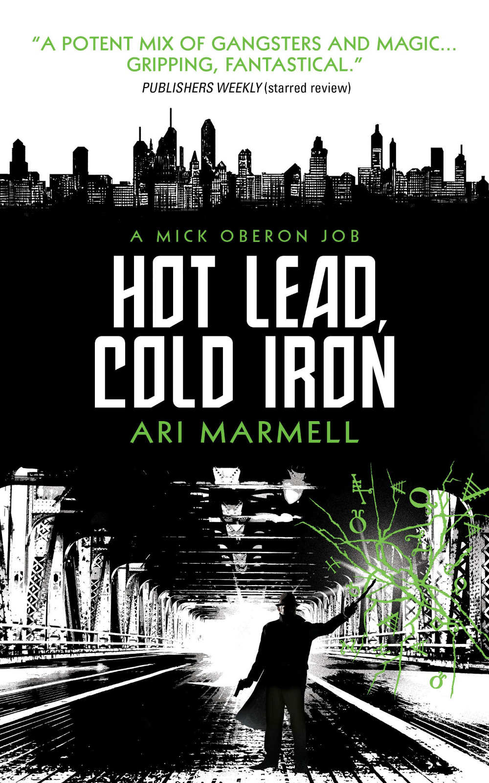 You are currently viewing Book Review: Hot Lead, Cold Iron