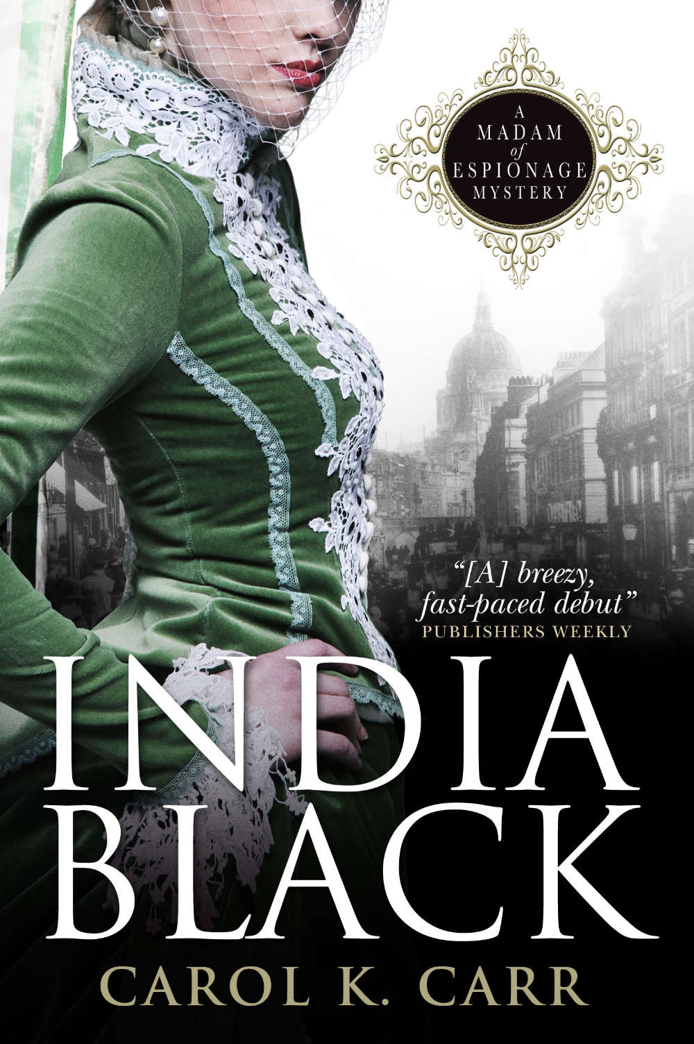 You are currently viewing Book Review: India Black