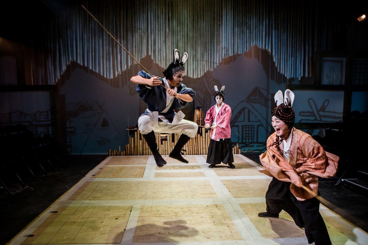 Theatre Review: Usagi Yojimbo