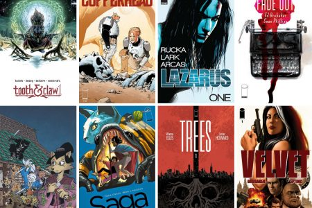 My comics pull list as of March 2015
