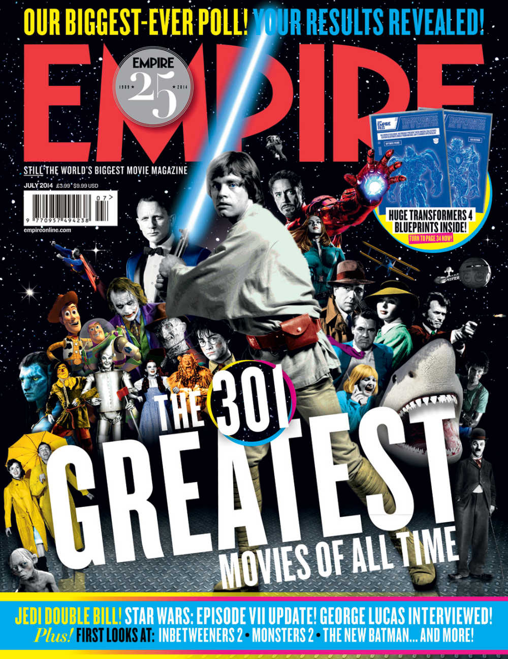Read more about the article Being An Empire Magazine Workie