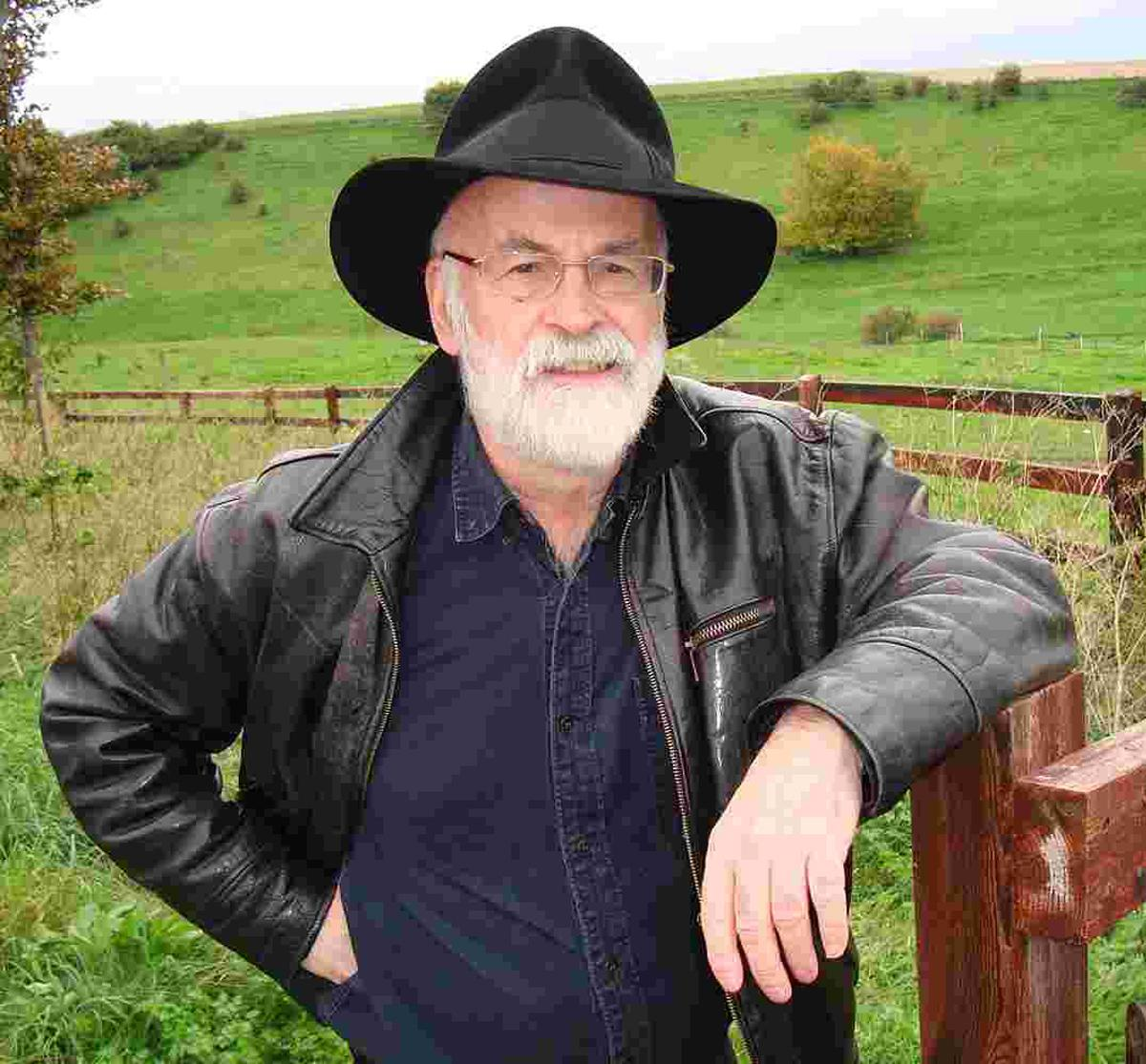RIP Terry Pratchett