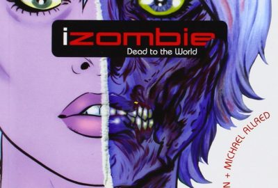 iZombie Vol 1 cover