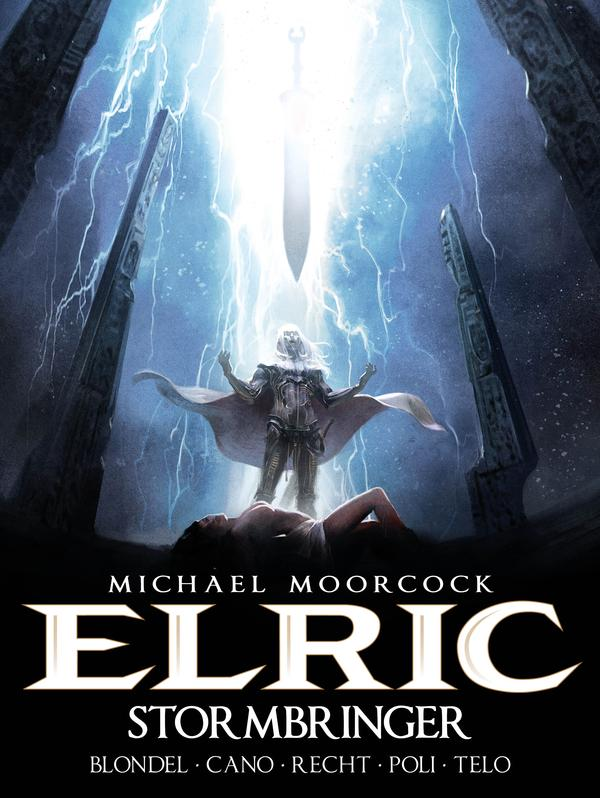 Elric Volume 2 cover