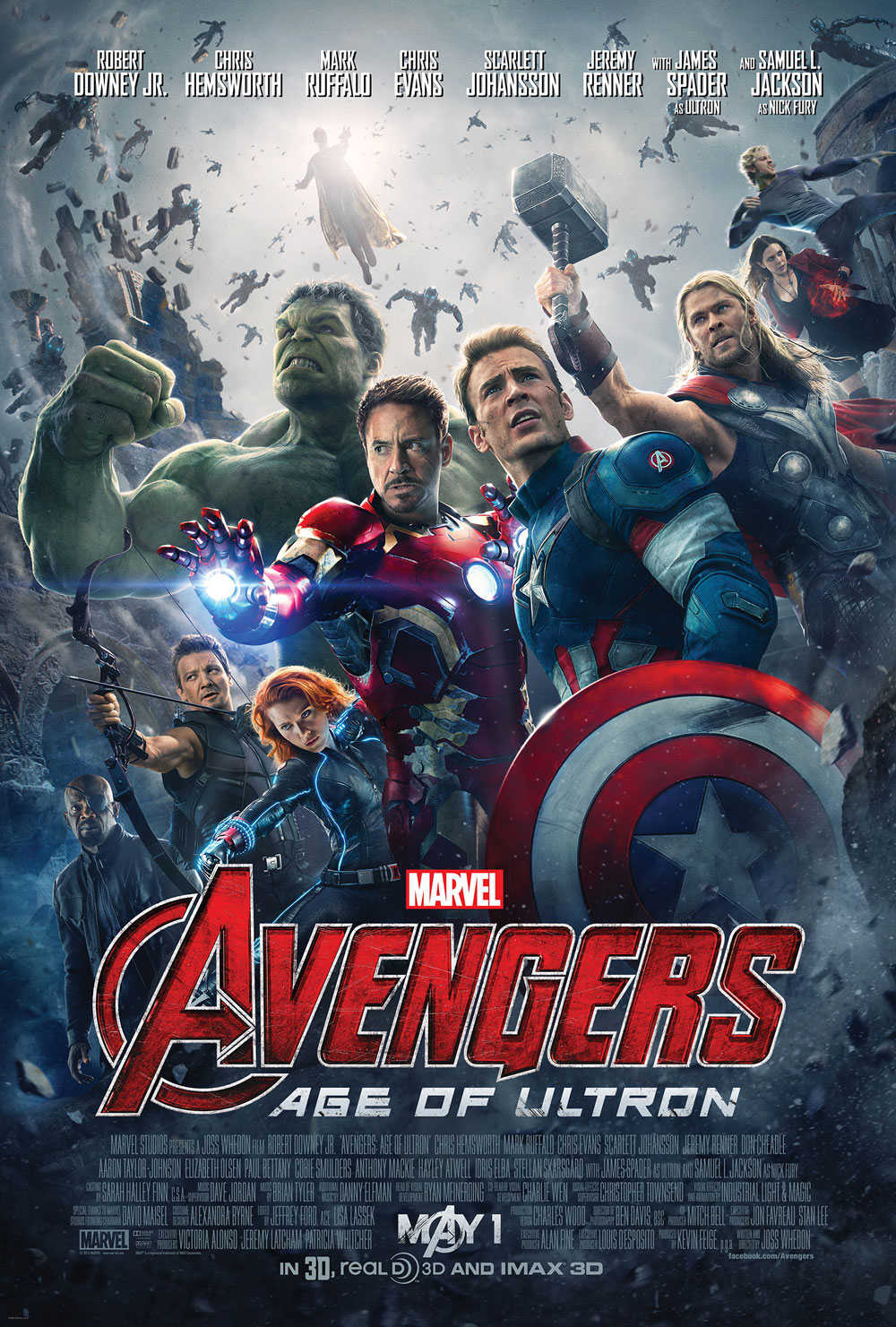 Read more about the article Notes On A Film – Avengers: Age Of Ultron