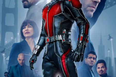 Notes On A Film: Ant-Man