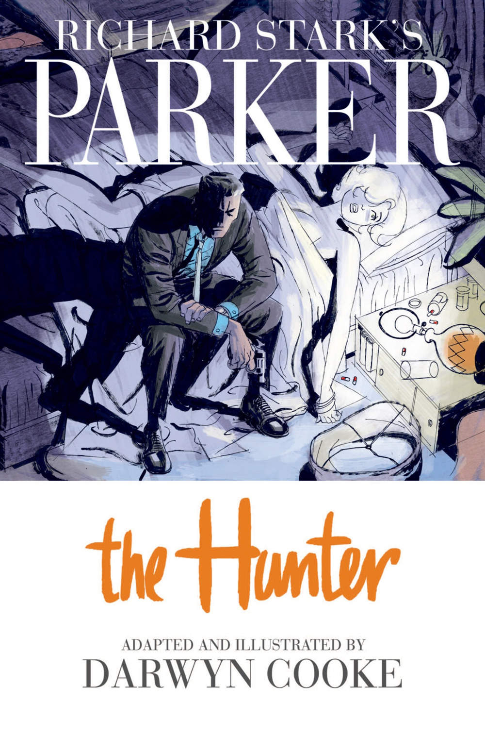 Read more about the article From A Library – Richard Stark's Parker: The Hunter
