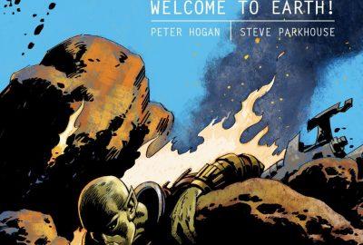 Resident Alien TP1 cover