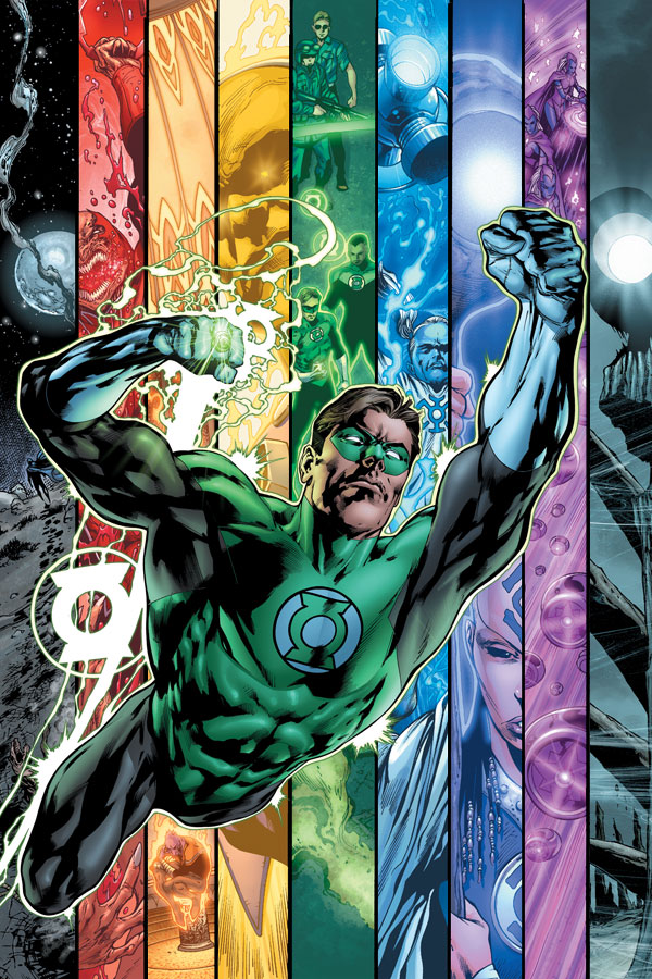 From A Library: Blackest Night