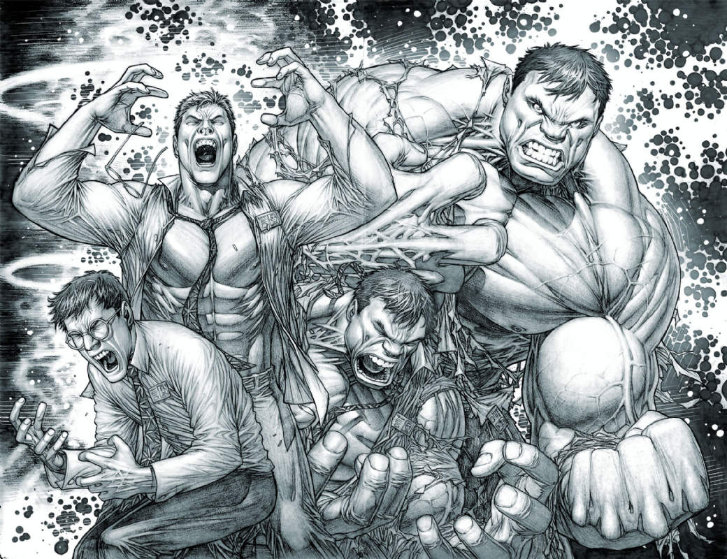 You are currently viewing Comic Book Artists: Dale Keown