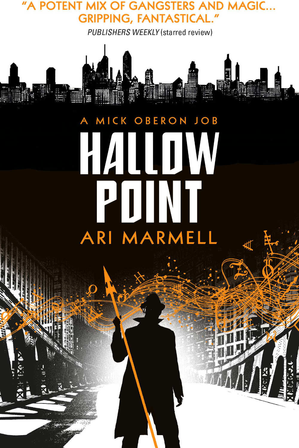Read more about the article Book Review: Hallow Point