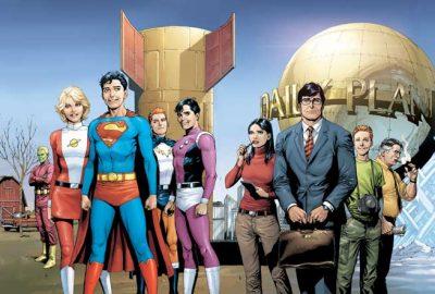 Superman: Secret Origin covers
