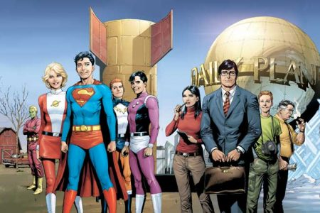 From A Library – Superman: Secret Origins