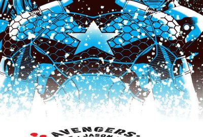 Avengers: Endless Wartime cover