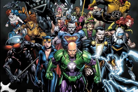 From A Library: Forever Evil