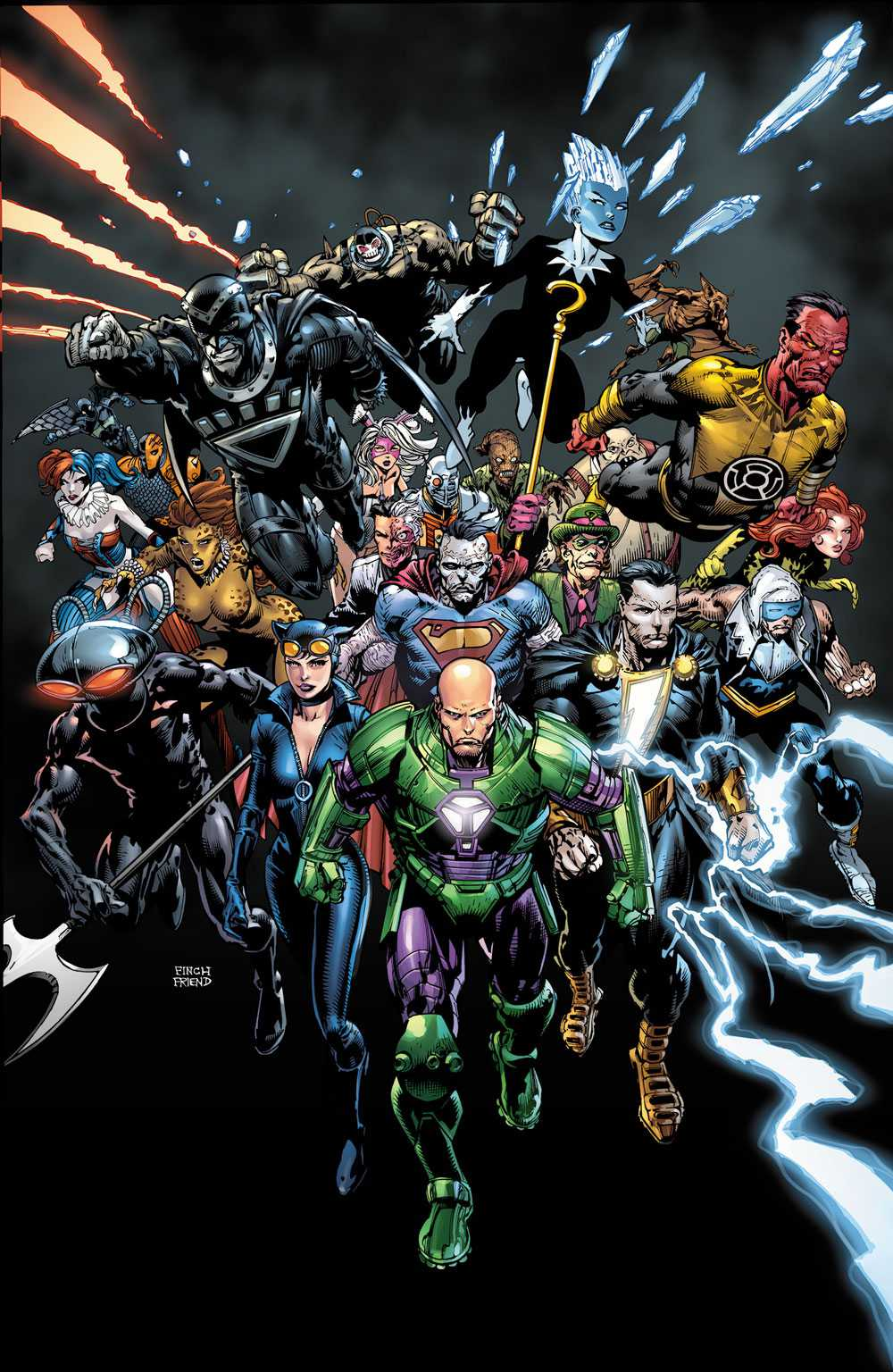 You are currently viewing From A Library: Forever Evil
