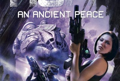 An Ancient Peace cover