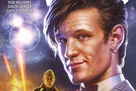 Comic Book Review – Doctor Who: Eleventh Doctor #2.1