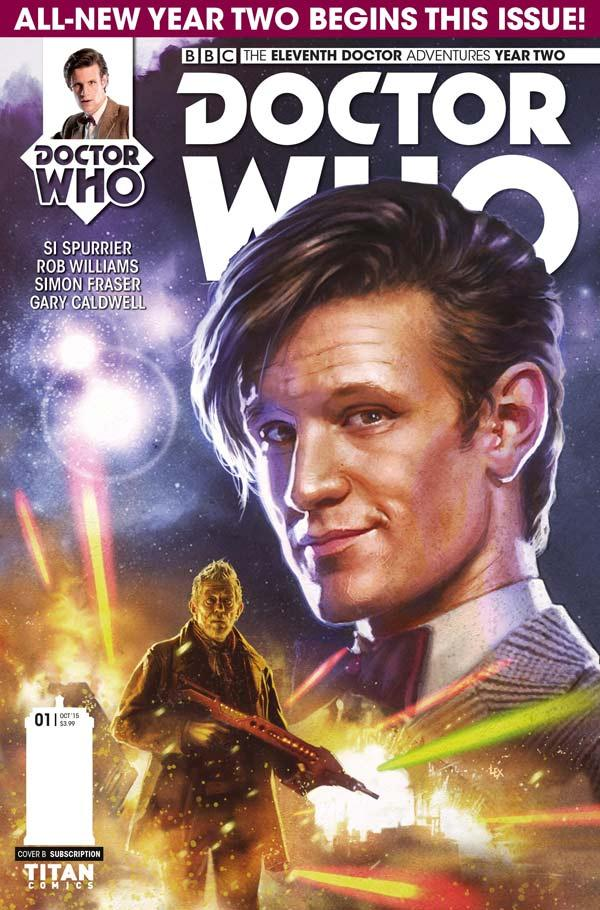 Eleventh Doctor #2.1