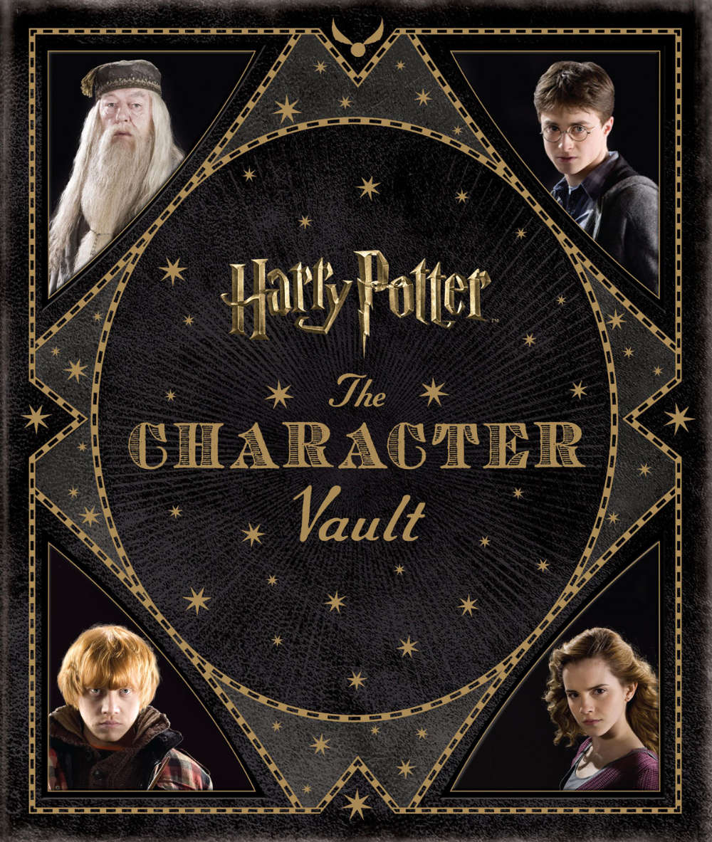 Read more about the article Book Review – Harry Potter: The Character Vault