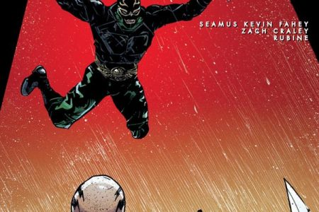 Comic Book Review – Heroes: Vengeance #1