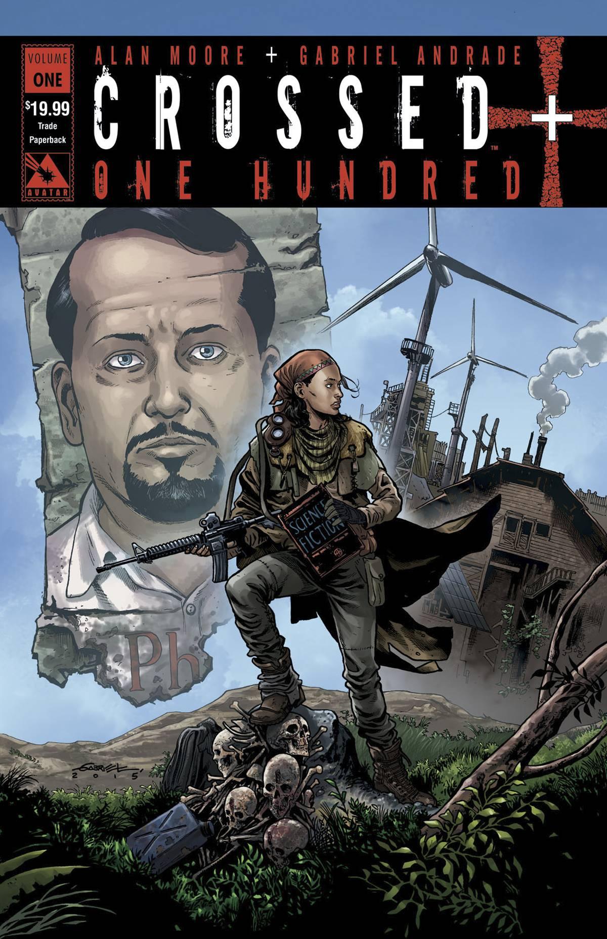 Comic Book Review: Crossed +100 Volume 1