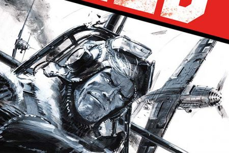 Comic Book Review: Johnny Red #1